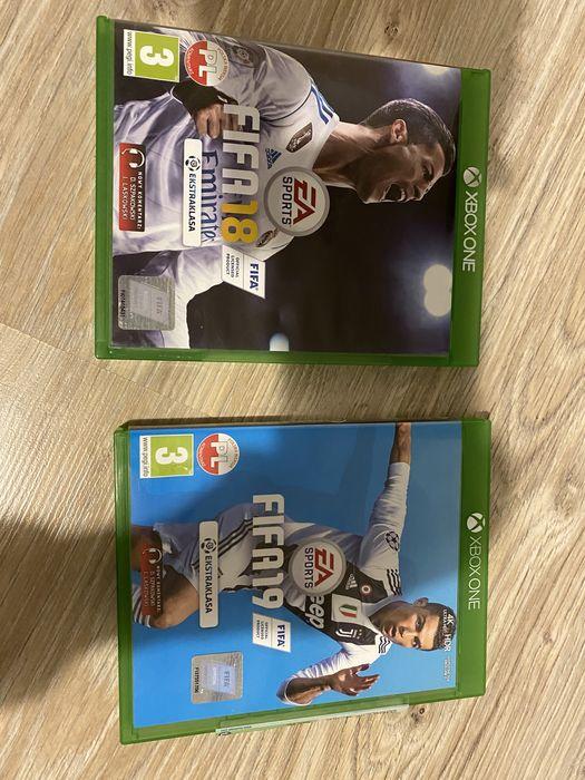 FIFA 19 i FIFA 18 Jak nowe Augustów - image 1