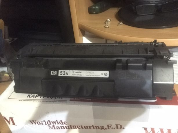 Картридж HP Laser Jet 53 A