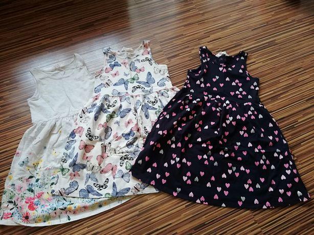 Платтячка H&M для дівчинки 6-8 років.