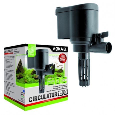 Aquael Turbo 1500 (N) V2 - Filtr wewnętrzny