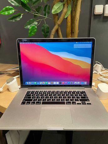 "MacBook Pro 15"" with Retina display (MJLQ2) Мак про i7/16 gb 256 Гб"