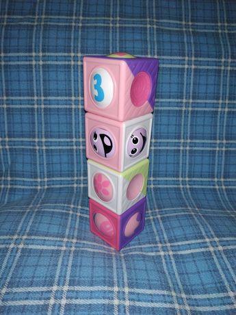 Fisher-Price Чудо кубики Фишер прайс. 6-36 месяцев.