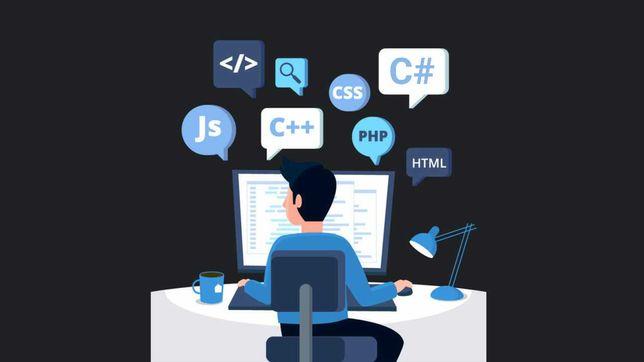 Курсові та кваліфікаційні роботи з програмування.