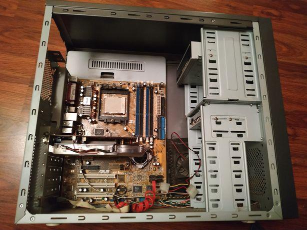 Системный блок процессор AMD