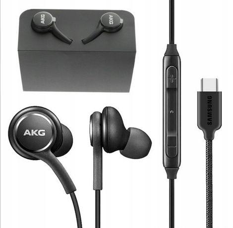 Nowe Słuchawki AKG IG955 USB-C SAMSUNG NOTE 10 / S10 / S20