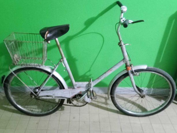 Велосипед производства Чехословакии