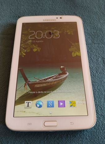 """Tablet Samsung Galaxy tab 3 de 7"""" (SM-T210)"""