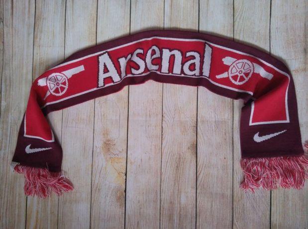 Шарф футбольный клуб Arsenal Nike Арсенал Найк