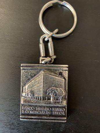 Porta Chaves Metalico - Banco Espirito Santo