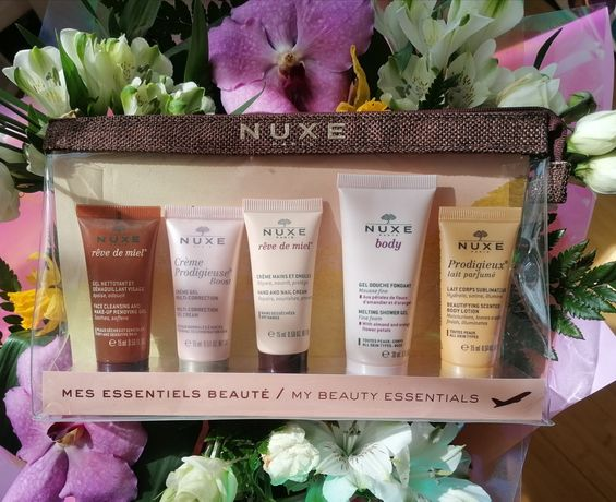 Французкий набор Nuxe mes essentiels beaute / my beauty essentials kit