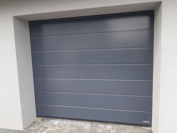 Brama garażowa Beditom z napędem nie używana. Okazja