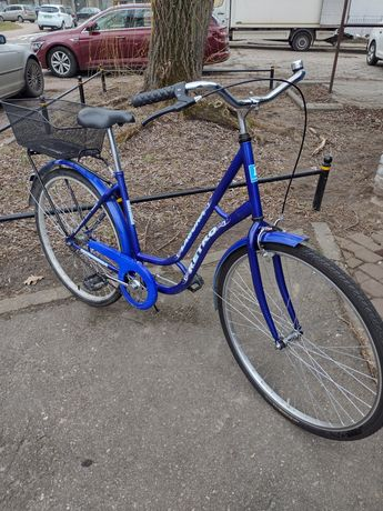 Rower damski miejski koła 28