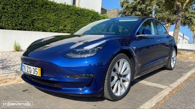 Tesla Model 3 Long-Range Dual Motor AWD