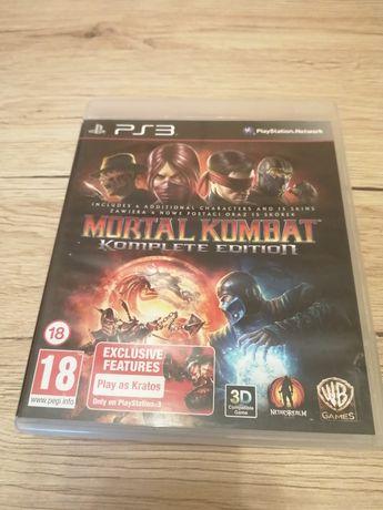Sprzedam Grę na PS3 Mortal Kombat Komplete Edition!!!