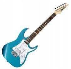 Gitara elektryczna Ibanez GRX40MLB +tuner