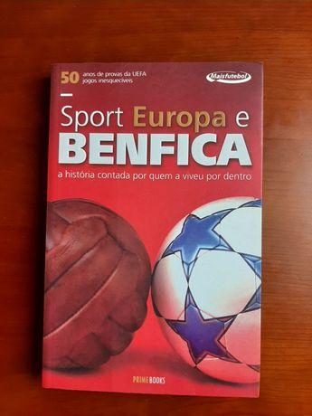 Livro Sport Lisboa e Benfica