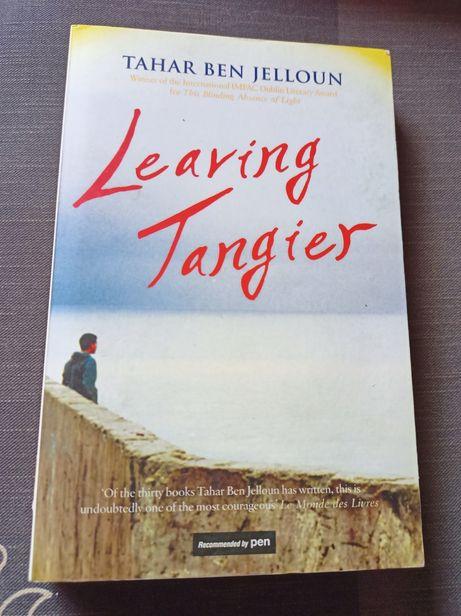 "Tahar Ben Jelloun ""Leaving Tangier"" English"