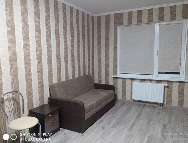 Аренда уютной 1к квартиры,Вишняковская 4,метро Харьковская 4 мин