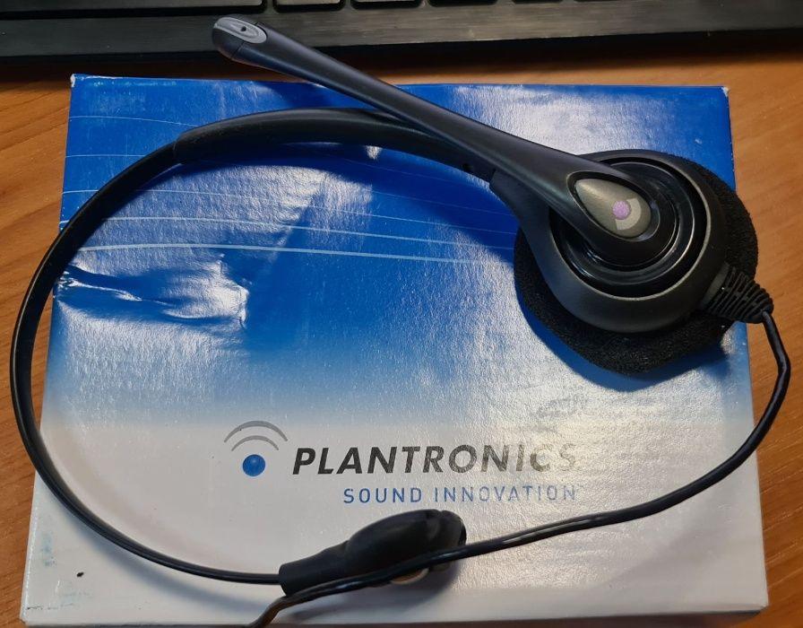 Профессиональная гарнитура Plantronics SupraPlus HW251N
