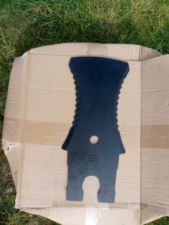 Zestaw noży do przyczepy Class