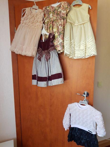 Нарядное платье Blumarine, Kalvin Klein