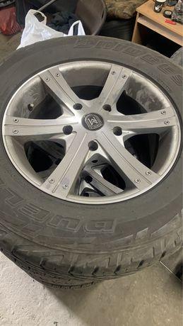 Диски Lexus LX Резина 285/60 R18