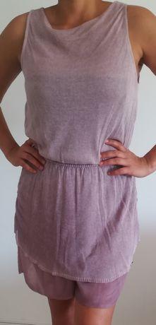 Vestido lilás - M