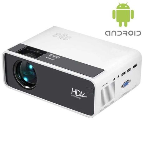 Projetores TD90 HD Ready 720p Wifi Android NOVOS!