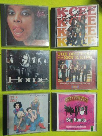 Lote de 48 CD's (1)