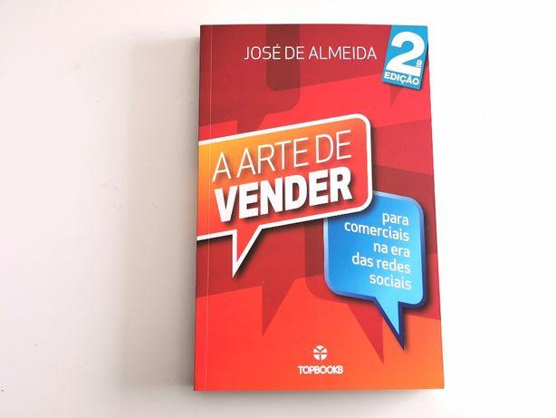 """""""A Arte de Vender"""" - Para comerciais na Era das redes sociais (Novo)"""