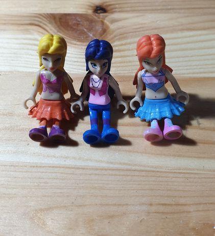 Figurki winx club edycja limitowana klocki LEGO