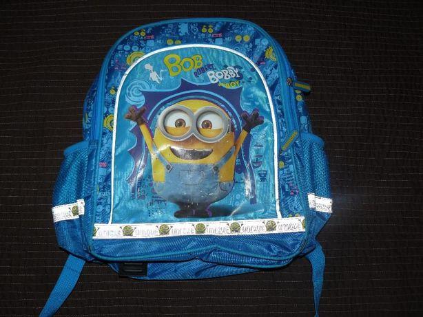 Tornister plecak Minionki