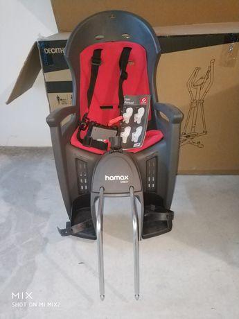 Cadeira Porta-Criança Bicicleta Hamax Smiley