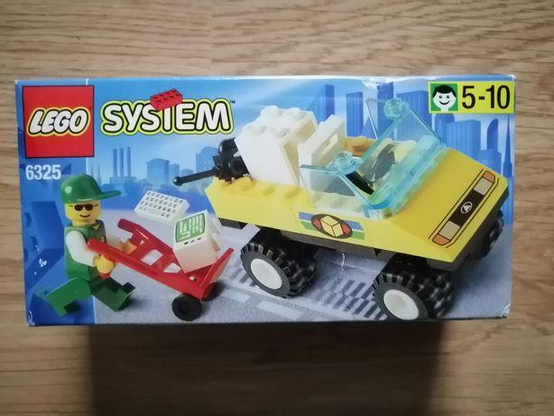 Lego Town 6325 Ciężarówka UNIKAT 1998r