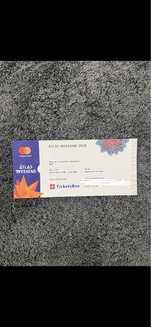 Билет на Atlas Weekend