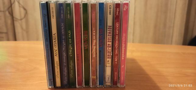 Płyty CD z Muzyką biesiadną oraz muzyką religijną