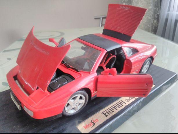 модели 1/18 Ferrari 348ts