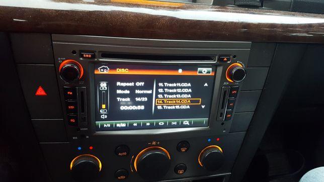 Sprzedam Radio 2Din Vectra,Signum