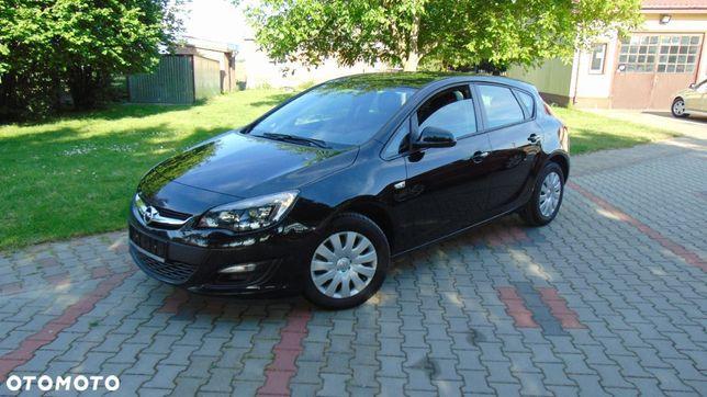 Opel Astra 1.6 Benzyna Import Niemcy 115 tys km Piękna Zobacz Super Stan