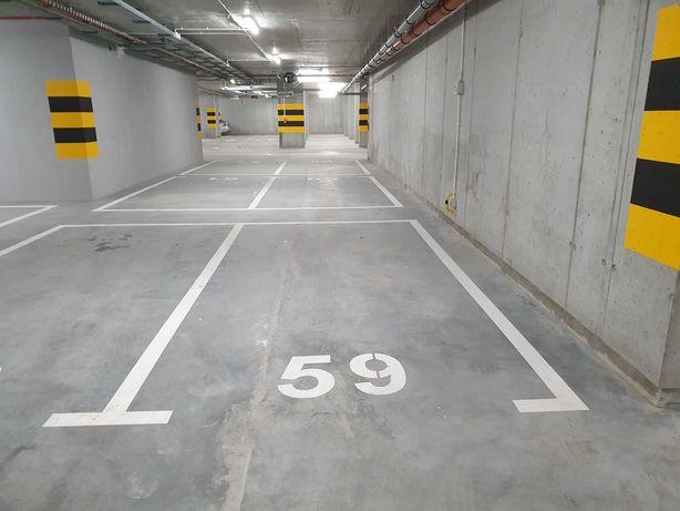 Wrocławska 53F komfortowe miejsce parkingowe w garażu podziemnym.
