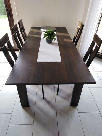 Stół do salonu/jadalni + krzesła
