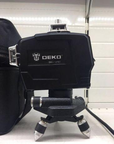 Deko 3D. уровень яркие зеленый диоды Настроен!Готов к работе!В наличии