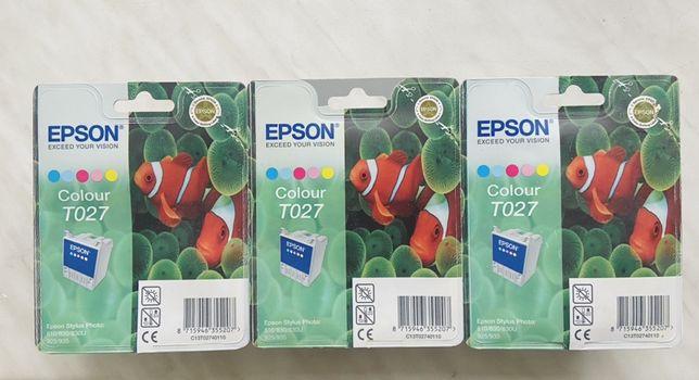 Картриджи Epson картридж цветной черный для принтера эпсон
