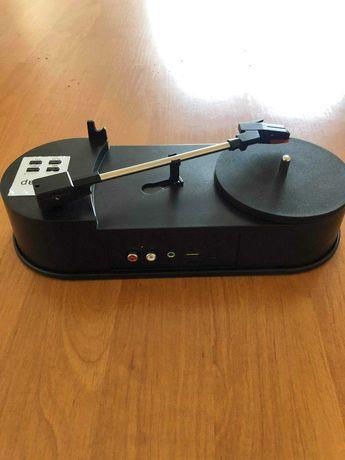Gramofon, z wejściem USB, nowy