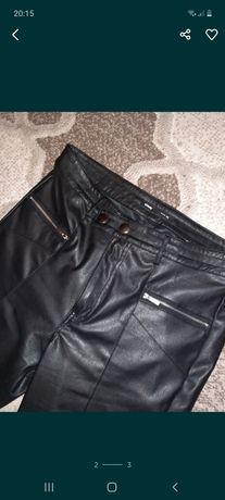 Spodnie skorzane xl