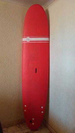 Pranchas softboard longboard iniciação e fatos