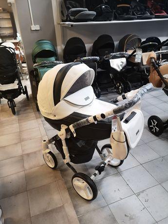 Wózek Adamex Barletta Deluxe Carbon, WOW!