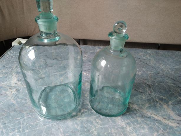 Стеклянные бутылки ( банки, бутли)
