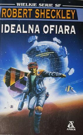 Idealna ofiara Robert Sheckley, science fiction