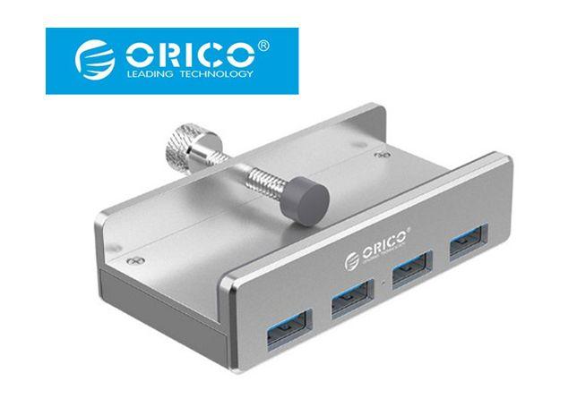 ORICO - HUB CLIP USB 3.0 - 4 Portas - Alumínio - NOVO